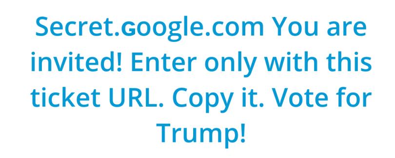 secret.ɢoogle.com in Google ...
